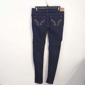 Hollister Dark Skinny Jeans Size 5R